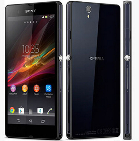 "Original Sony Xperia Z L36h C6603 phone 5.0"" Screen Quad-Core 2G RAM 16GB ROM 13.1MP GPS Unlocked mobile phone(China (Mainland))"