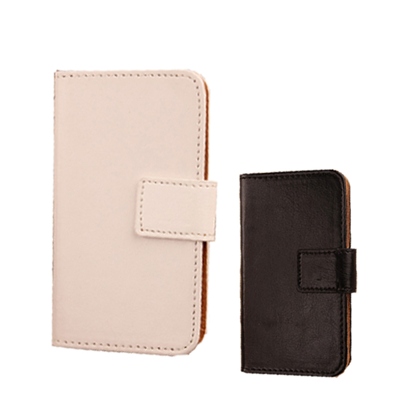Book Design Mobile Phone Accessory PU Leather Cover Flip Magnetic Pouch Case For Argos Cat B15 Q 4''(China (Mainland))