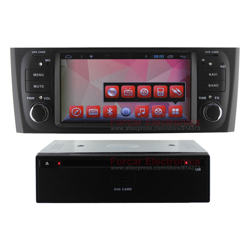 Android Car DVD GPS for Fiat Grande Punto Linea with BT RDS Mirrior-Link Wifi 3G host Free 8GB Map card(China (Mainland))