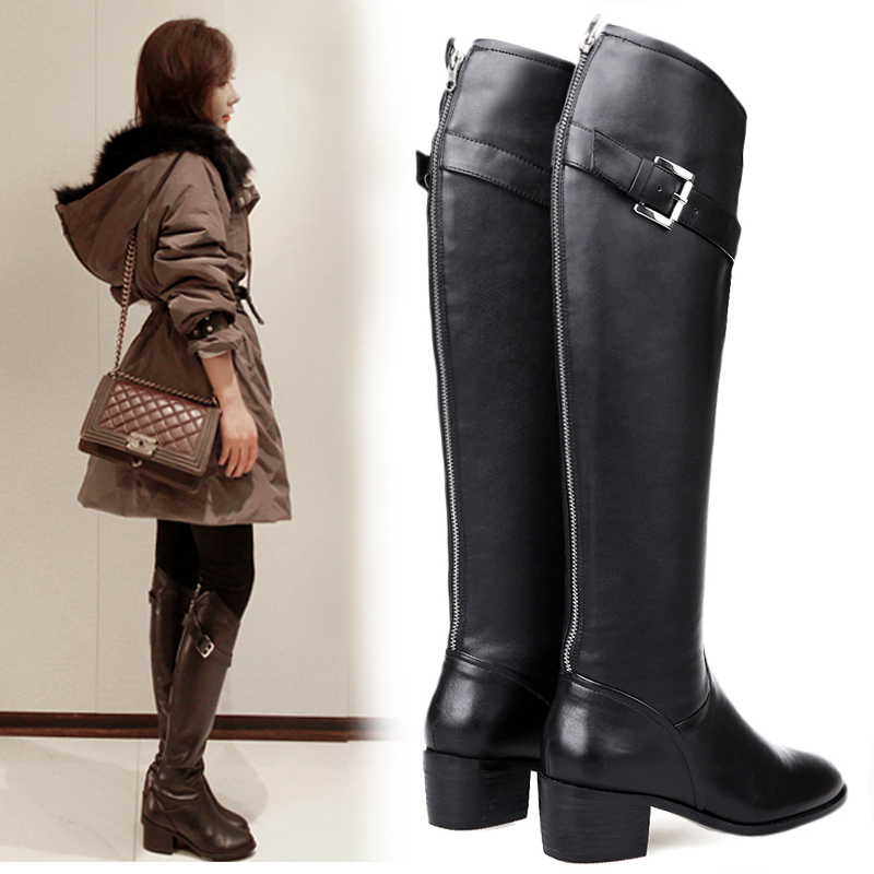 Womens Knee High Boots Tb0061<br>
