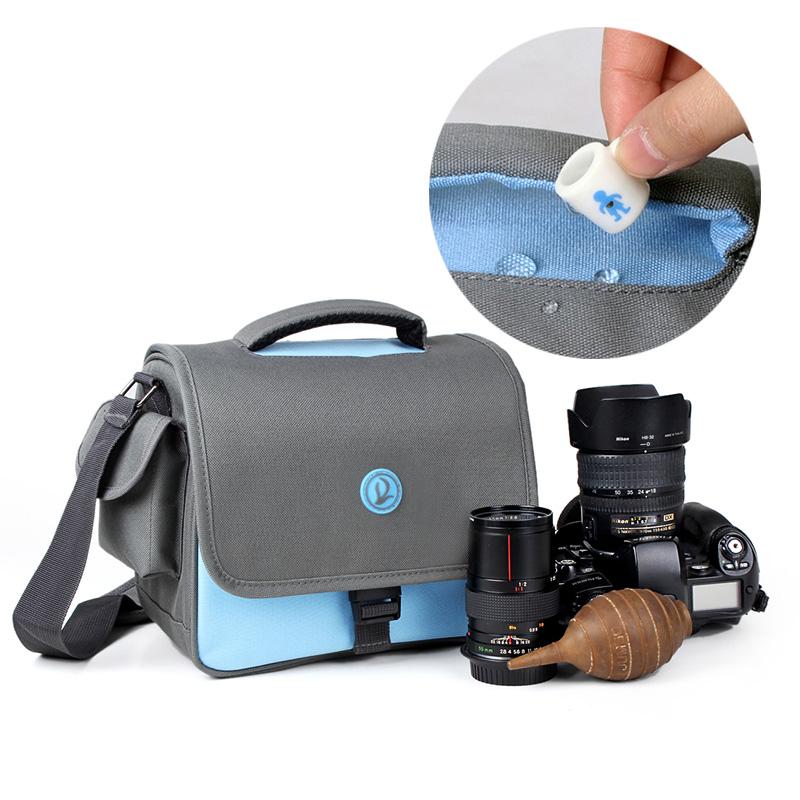 Фотография waterproof outdoor shoulder camera bag