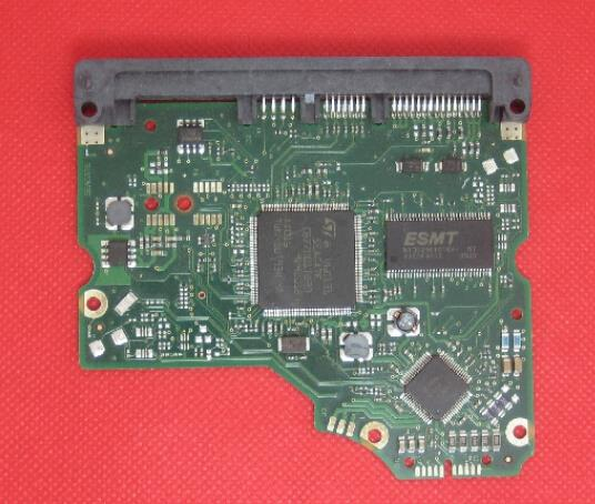 "(Jiewei) Free Shipping PCB 100536501 Rev A for Seagate (Maxtor) 750Gb/1Tb/2Tb HDD 3.5"" SATA Logic board(China (Mainland))"