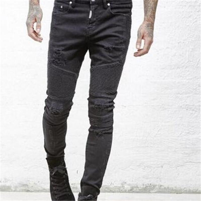 JP006 Jeans black-1