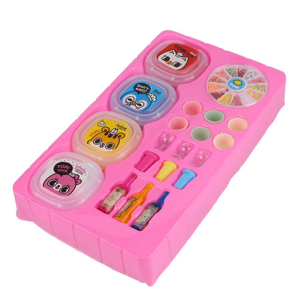 DIY Simulation Cream Clay Dough Mould Kit Diy For Kids Kid Child Children(China (Mainland))