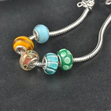 Бисер  от Wholesale fashion jewelry 925 silver jewelry online для Дети, Люди, Unisex, Женская, материал Кристалл артикул 454733396