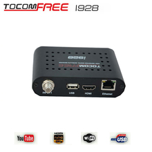 Azbox receiver tocomfree i928 with iks free no sks and full hd for Latin America(China (Mainland))
