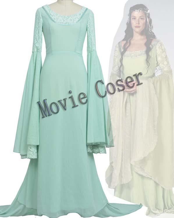 Arwen Undomiel Costume Arwen Cosplay Costume