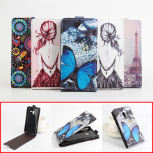 Buy Fashion Colorful Pattern Vertical PU Leather Flip Case Cover Alcatel One Touch Pixi 3 5.0 inch OT 5015 5015A 5015D 5015E for $7.02 in AliExpress store