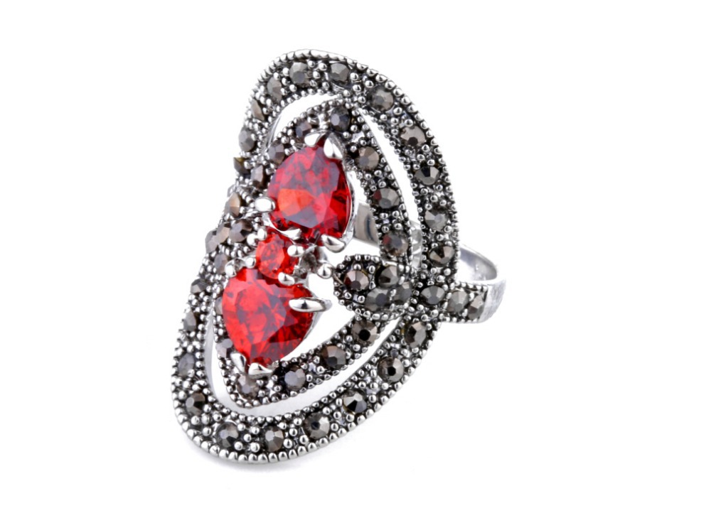 2014 new fashion jewelry european style personalized Vintage style fashion rings