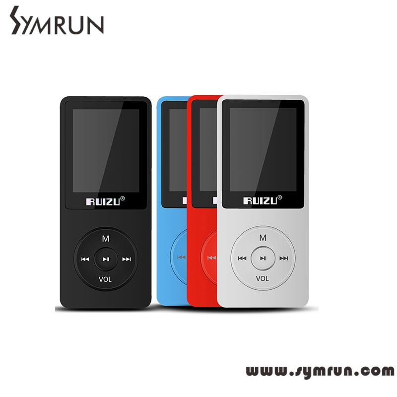 Symrun 1.8TFT Screen HiFi 4G MP3/4 Music Player FM Recorder High Quality MP3 Player Mini(China (Mainland))