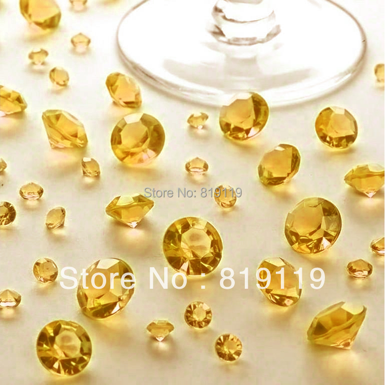 cheap graduation party favors decoration table scatter diamond For Sale china yiwu market(China (Mainland))