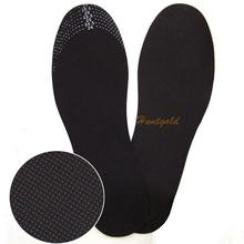 Unisex Healthy Bamboo Charcoal Deodorant Cushion Foot Inserts Shoe Pads Insoles(China (Mainland))