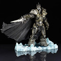 HOT WOW DC7 FALL OF THE LICH KING ARTHAS ACTION FIGURE Model Toy 21CM Free shipping