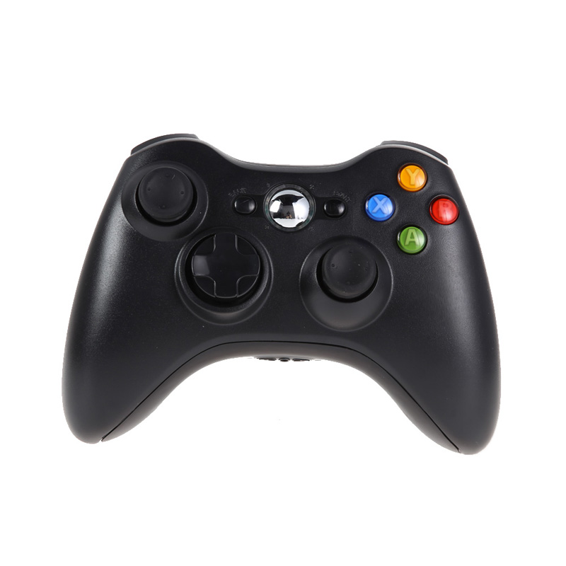 New Wireless Bluetooth Gamepad Remote Controller for Microsoft Xbox 360 Console Black Color(China (Mainland))
