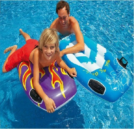 High quality Inflatable Floating Surfboard Floating Water Bed Swimming Bodyboard Beach Water Sports for Adult Free Shipping(China (Mainland))