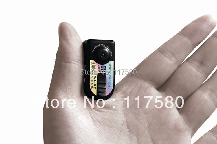 720PQ5 smallest wireless micro mini camera hidden mini camera HD ultra-small camera(China (Mainland))