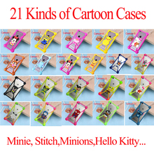 For Blackview Ultra A6 Universal 3D Soft Silicon Rubber Case For Blackview Ultra A6 Case Cute Cartoon Frame 1pc Wholesale