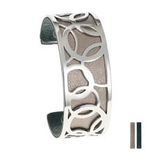 Legenstar Bangles For Women Rose Gold Stainless Steel Cuff Bracelets&Bangles Bijoux Manchette Femme Bracelet Argent Pulseiras(China)
