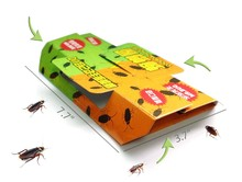 30 pcs Free Ship! Mr Bug Cockroaches & Pests killing trap, Pests control killer,  Roaches Ants Spiders Pests kill trapper,(China (Mainland))