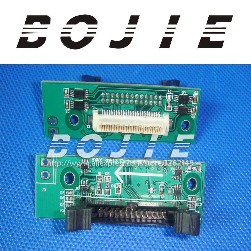 For Konica Printhead Connector/Allwin Human Printer Printhead Interface Card(China (Mainland))