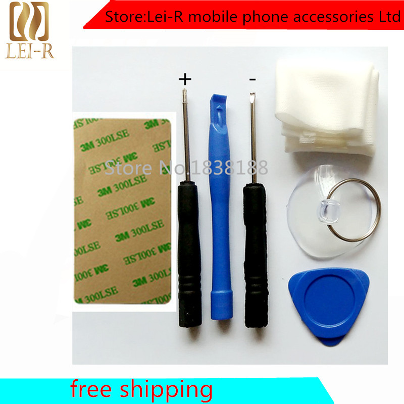 7 pcs/ in 1 Opening Tools Screwdriver Repair Moble Phone Disassemble Kit Set for iPhone 4 4S 5 6 Free Shipping(China (Mainland))