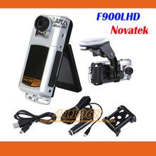 "Novatek 2.5"" TFT LCD Car DVR F900 Camera Recorder Camcorder Vehicle HD Motion Detection 130 degree wide angle(China (Mainland))"