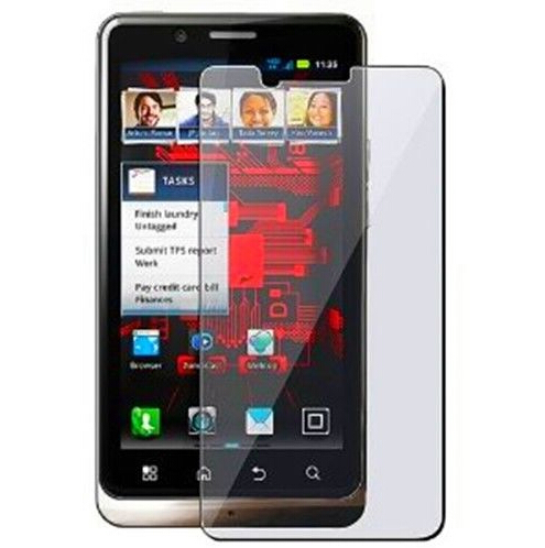 5X Clear LCD Screen Protector Covers For Motorola Droid Bionic XT875(China (Mainland))