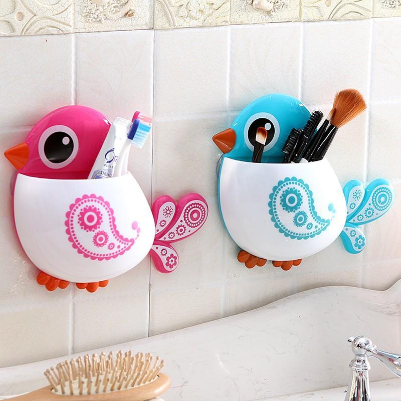 Set Organizador De Baño:Bathroom Toothbrush Holder Sets