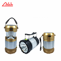 Hot Solar LED lights outdoor camping hiking camping camping lantern tent lamp rechargeable Free Shipping