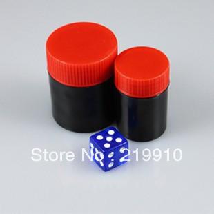 Free shipping 2 pcs/lot Crazy Cube Magic Magic Tricks(China (Mainland))