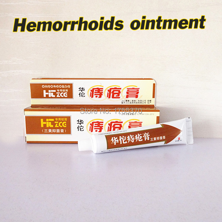 Traditional Chinese Medicine Hemorrhoids Ointment Musk Anus Prolapse Hemorrhoids Medication Anal Fissure Bowel Bleeding Cream