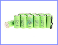 А . а . Ni Cd 600 мАч 1.2 В 2 / 3AA аккумуляторная батарея нииб аккумулятор — зеленый