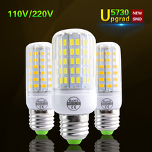 Buy Lamparas SMD5730 Brighter 5736 LED Corn Lamp E27 220V 110V LED Bulb Spot Luz Ampoule LED Light Replace 20-120W Incandescent for $1.07 in AliExpress store