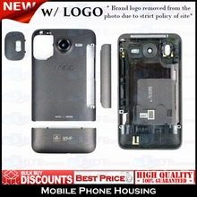 100% Guarantee New and Original! Full Housing Cover Case with Side Button for HTC Desire HD G10 A9191 A9192 FREE SHIPPING(China (Mainland))