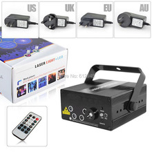 80 patterns RGB Professional Stage Laser Projector Voice Control Effect Blue LED DJ Disco Bar Show Home Party Xmas Light(China (Mainland))