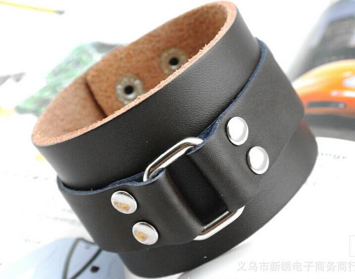 Wholesale 2016 new fashion jewelry men bracelets titanium steel Bracelet male Vintage creative Boutique QNW6006