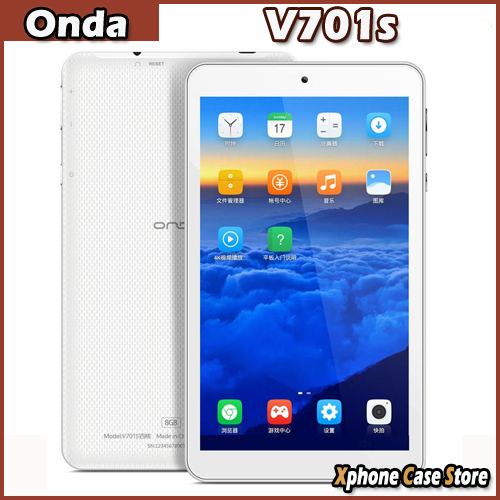 Cheap Original 7.0'' ONDA V701s for Allwiner A31s Quad Core Android 4.2 Internet Tablet PC ROM 8GB Support GPS WiFi OTG HDMI GPS(China (Mainland))