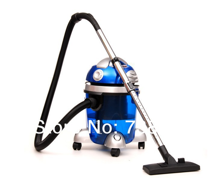 Water Filtration Vacuum Cleaner Washing Wet Dry Vacuum Cleaner For Home Dust Mite Collector As Seen tv Products(China (Mainland))