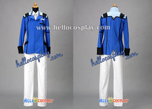 Mobile Suit Gundam 00 Cosplay Union's Army Uniform H008
