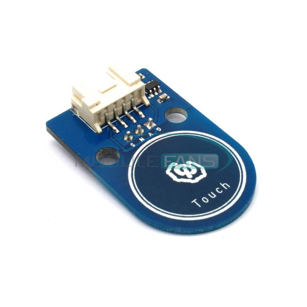 3P/4P Electronic Brick Double Side Touch Pad Button Switch Sensor Module for Arduino(China (Mainland))