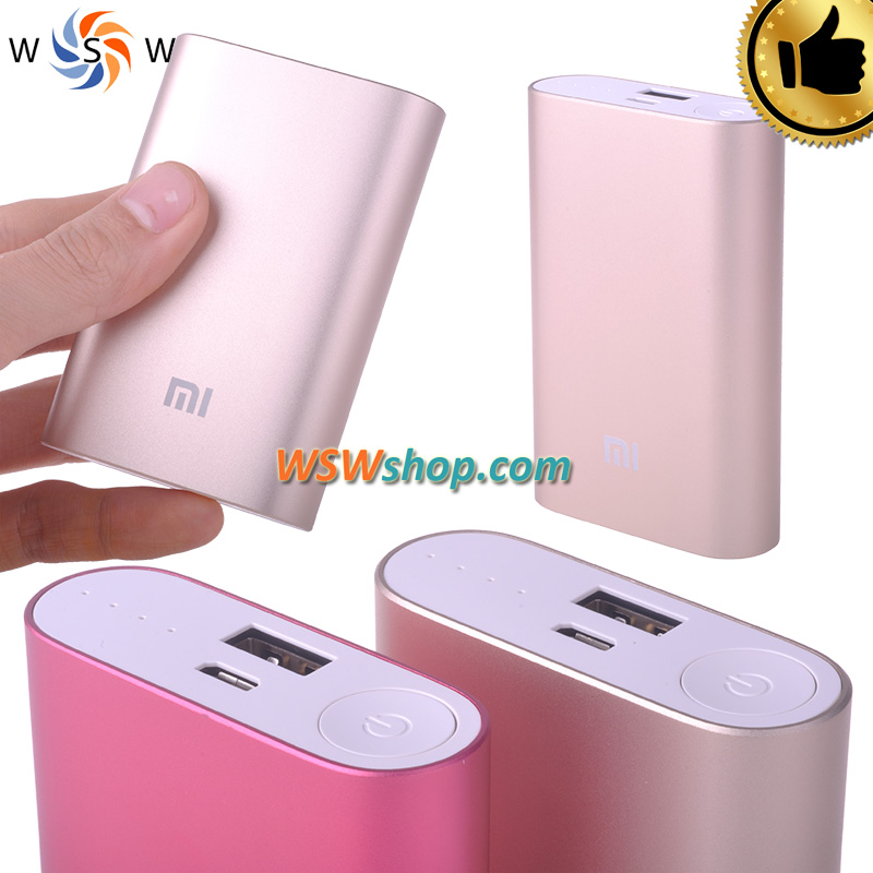 XiaoMi Power Bank Mi 10000mah Powerbank Bateria Externa Portable Charger External Battery Cargador For Iphone 6 HuaWei Samsung