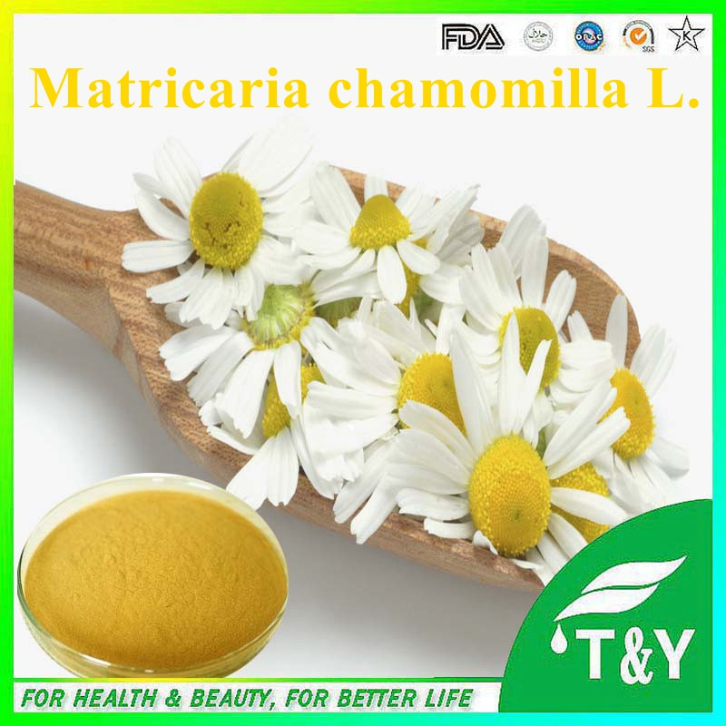100% Natural camomile extract/chamomile Extract 98% Apigenin<br><br>Aliexpress