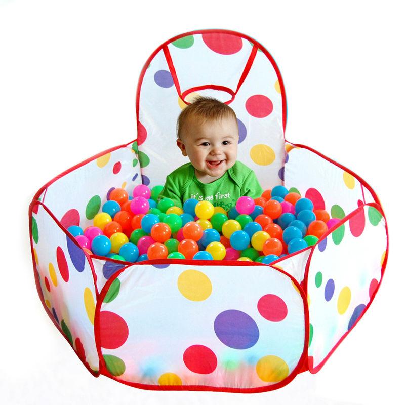 New Children Kid Ocean Ball Pit Pool Game Play Tent In/Outdoor Kids House Play Hut Pool Play Tent(China (Mainland))