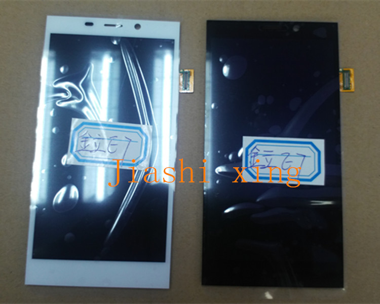 GIONEE E7 LCD Display With Touch Screen Glass Panel Replacement parts For ELIFE E7 5.5