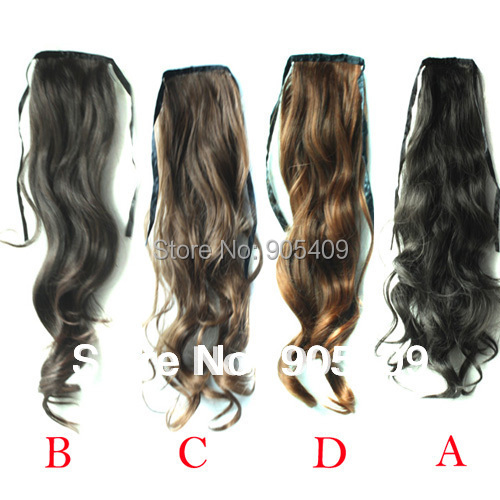 Long Hair Pieces 25