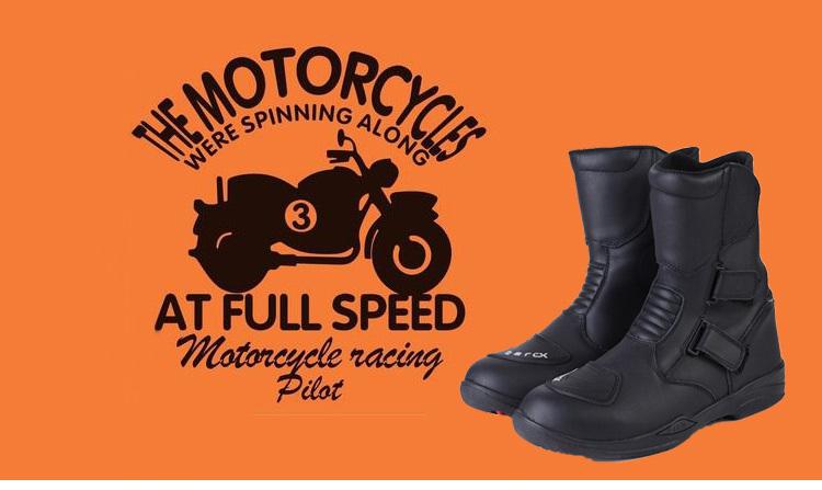 Купить Бесплатная доставка раро L54947 мотоцикла сапоги рыцарь сапоги кожаные сапоги для верховой езды мужские дорожные обувь непромокаемую обувь