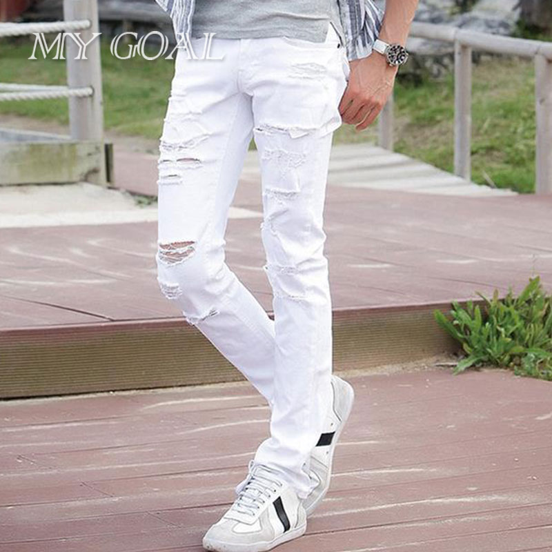 Online Get Cheap White Skinny Pants for Men -Aliexpress.com ...