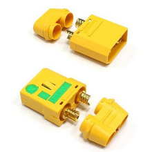 5Pairs XT90S XT90-S Battery Connector Male & Female Plug Connector for FPV Drone RC Quadcopter brushless motor DIY Free shipping