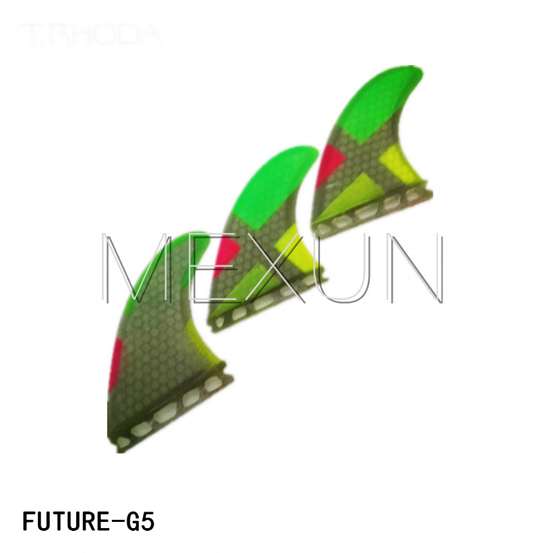 8set/lot DHL EMS Express New arrival futures fins/surfboard fins/multi-color surfing fins/futures fins in stock(M size)<br><br>Aliexpress