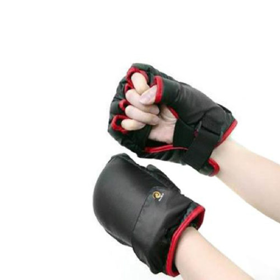 Hot Sale Brand New Boxing Glove for Nintendo Wii Fit Nunchuck Sport Game Remote Controller(China (Mainland))